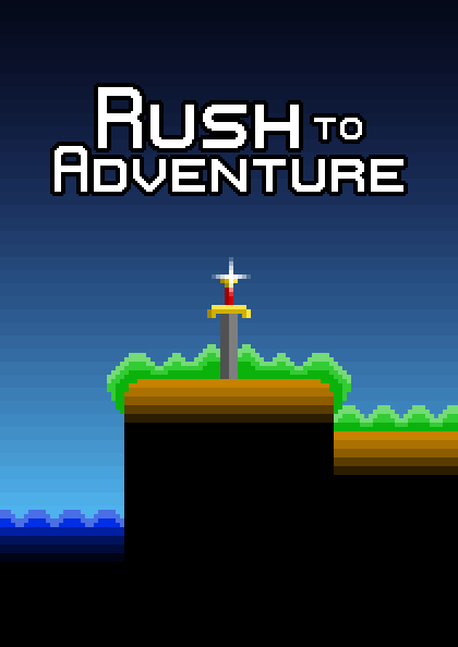 Rush to Adventure cover art